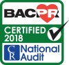 BACPR Certified